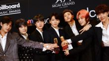 BTS fans 'furious' K-pop group have been totally snubbed from this year's Grammy nominations