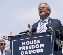House lawmaker suing Pelosi over mask rule says he has COVID