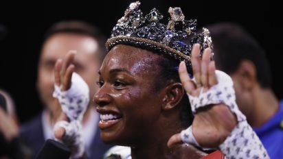 Claressa Shields isn't leaving boxing behind