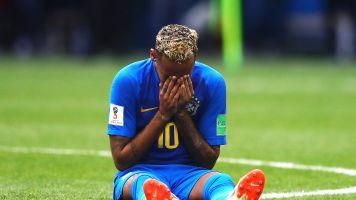 Neymars großes Schmierentheater
