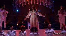 'The Voice' went to church with some inspirational performances