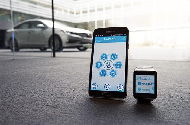 Soon you can start Hyundais with an Android Wear watch
