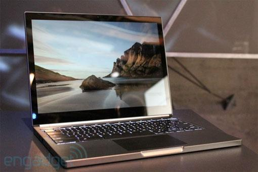 Chromebook Pixel hands-on