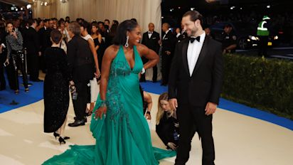 Serena Williams admits planning wedding to Alexis Ohanian while pregnant is 'so hard'