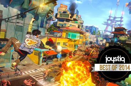 Joystiq Top 10 of 2014: Sunset Overdrive