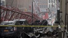 Deadly New York crane collapse in February was operator error: report