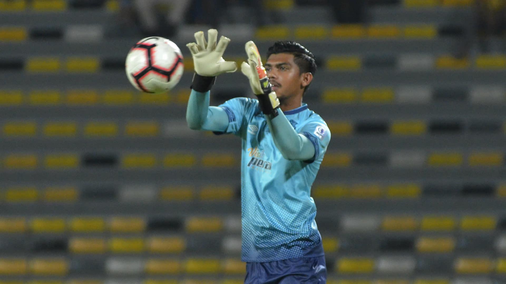 Under Fire Hafizul Grateful For Durakovic Perak Teammates