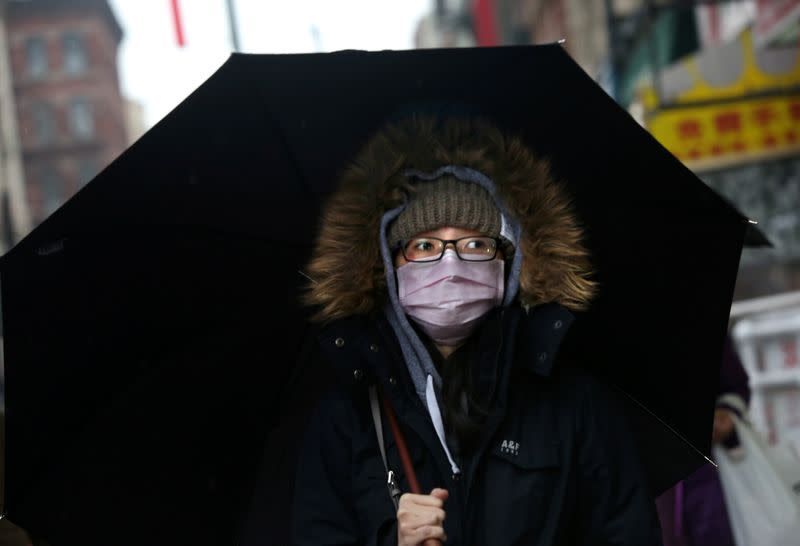 Fake flyers and face-mask fear: California fights coronavirus discrimination