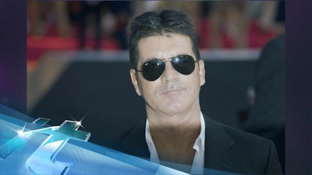 Simon Cowell And Lauren Silverman Share A Kiss In St. Tropez