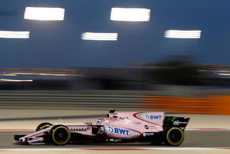 Formula One - F1 - Bahrain Grand Prix
