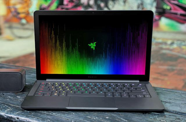 Razer's Blade Stealth laptop now packs a quad-core processor