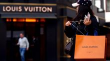 Chinese slowdown fears hit LVMH shares and luxury rivals