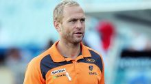 'What am I doing': AFL great's realisation after joining Giants