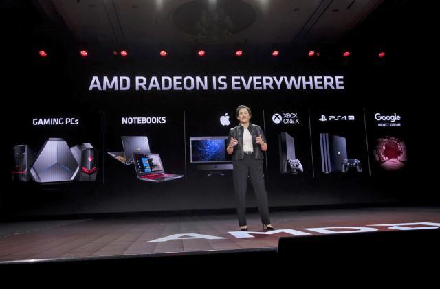 AMD partner leaks two mid-range Navi GPUs