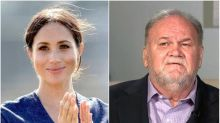 Meghan Markle receives outpouring of support on Twitter after Thomas Markle's tell-all interview