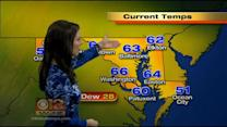 Chelsea Ingram Has Your Sunday Evening Forecast