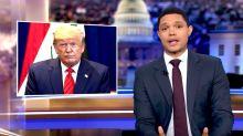 Trevor Noah's Hilarious Analogy For Trump's Presidency Is Absolute Fyre