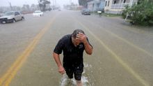 A tropical storm is striking Texas with flash floods 'worse than Harvey' rising up to 35 inches