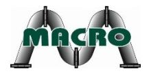 Macro Provides Project Agreement Update