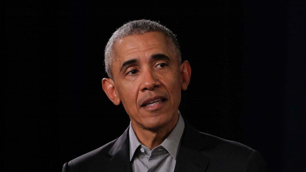 Former President Barack Obama Issues Statement On George Floyd