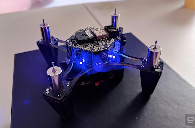 Zano drone returns after multi-million dollar crowdfunding failure