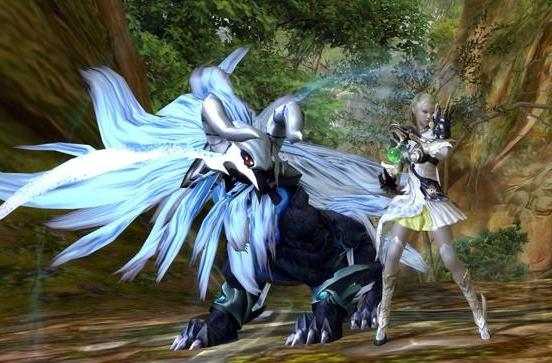 The Daily Grind: Do you play the same class in every MMO?