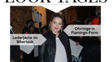 Look des Tages: Drew Barrymore im Rockstar-Chic