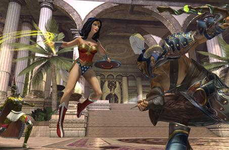 Amazons await in DC Universe Online's 10th DLC this spring