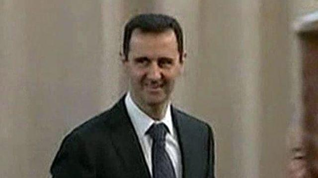 Assad vows to rid Syria of Muslim extremists