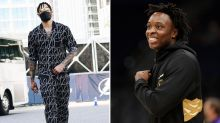 OG Anunoby takes credit for Gary Trent Jr.'s eye-catching outfit