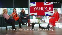 Is Meghan Markle the embodiment of International Women's Day?