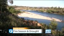 Low Yuba County Water Levels Have Cal Fire Preparing For Worst In California Drought