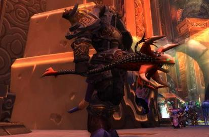 The Care and Feeding of Warriors: We do transmog better than anyone