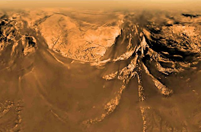 NASA video recreates Huygen probe's historic landing on Titan