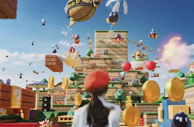Super Nintendo World won't open in Orlando until at least 2023
