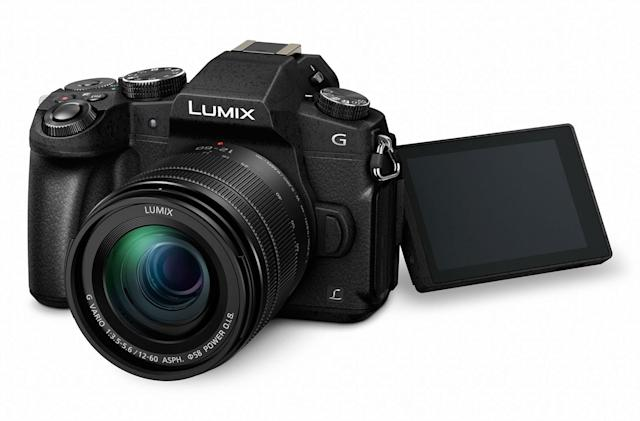 Panasonic targets budget 4K videographers with the Lumix G85