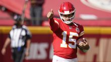 Watch: The best throw of Patrick Mahomes' NFL career didn't count