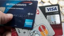 Average US household owes $15,654 in credit card debt
