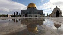 U.S. sees no imposed change to 'status quo' around Al-Aqsa mosque