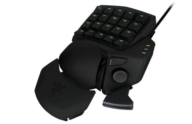 Razer releases $130 Orbweaver for single-pawed, mechanical PC gaming (video)