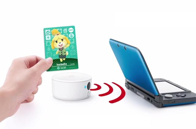 Amiibo support is coming to 'Animal Crossing: New Leaf'