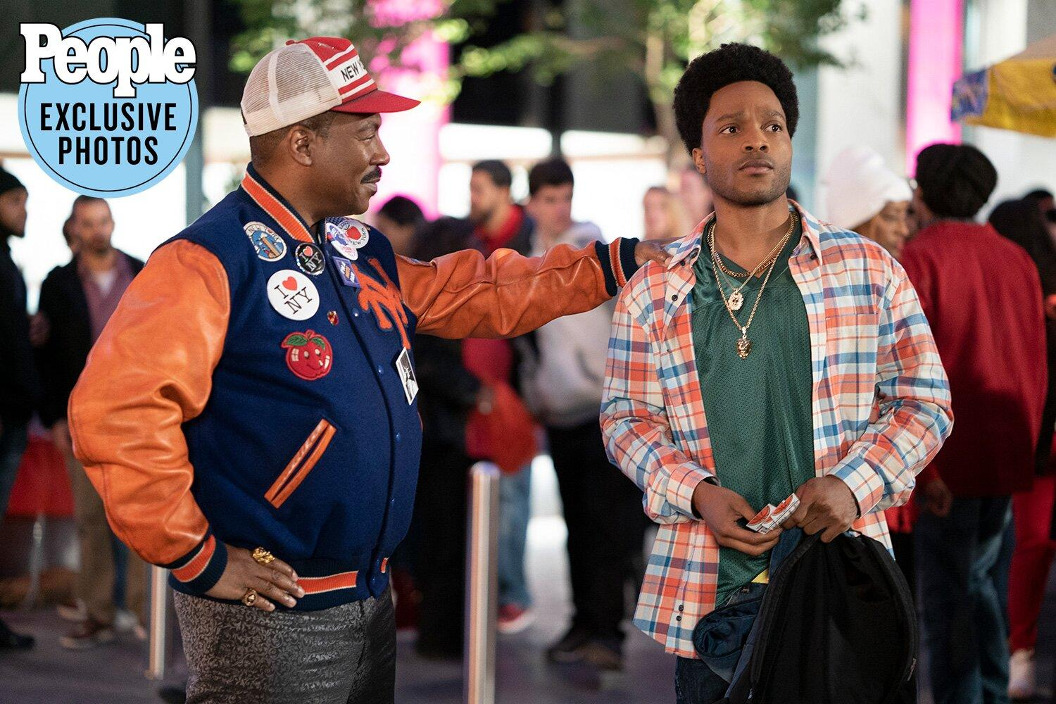 Coming 2 America S Jermaine Fowler Was Born When The Original Came Out It S Truly An Honor