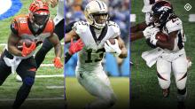 Fantasy Injury Updates: Joe Mixon, Michael Thomas, Melvin Gordon impacting Week 7 start 'em, sit 'em decisions