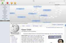 Pathway - Wikipedia research tool