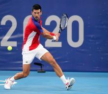 Tokyo Olympics: Novak Djokovic admits on-court 'outburst' likely won't be his last