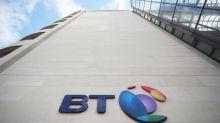 BT 'making progress' as first-quarter earnings edge up