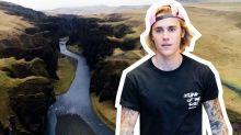 Justin Bieber arruina Islandia