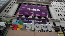 Here's how Wall Street reacted to Slack's first report as a public company