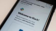 Slack stock sinks toward record selloff as analysts slash targets in wake of disappointing results