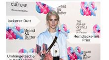 Look des Tages: Caro Daur im Country-Style in Berlin